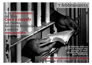 Cos'u00E8 il carcere - 07-02-2015