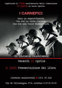 I Carnefici 10-04-2015