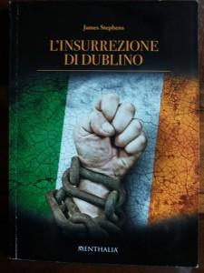 L'insurrezione di Dublino - James Stephens -  Menthalia