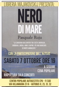 Nero di mare - Ruju 7-10-17