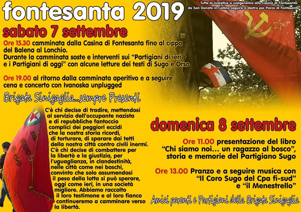 Fontesanta 2019